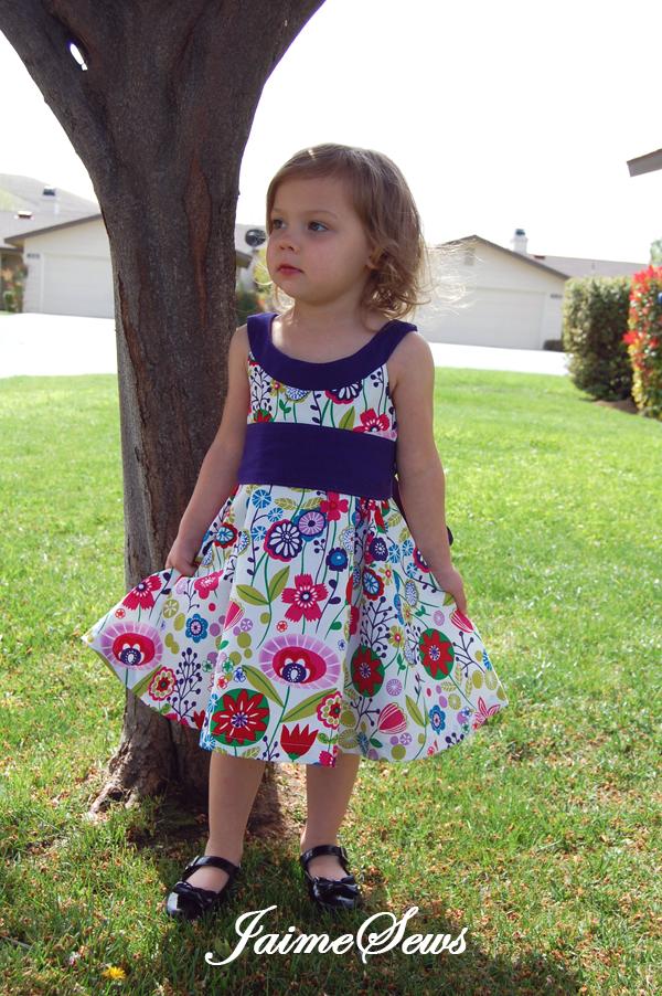 Lorelei Dress Pattern by E-Beth Designs   JaimeSews